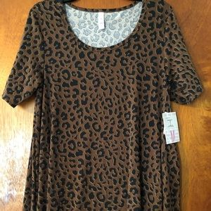 Lularoe Leopard Perfect